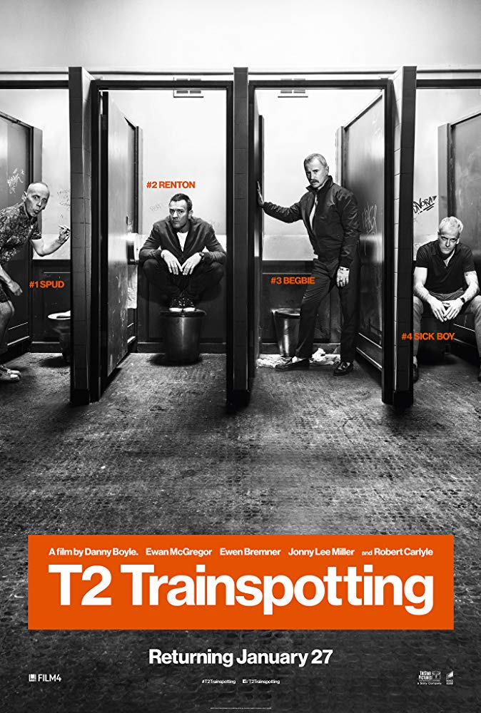 猜火車2_T2 Trainspotting_電影海報