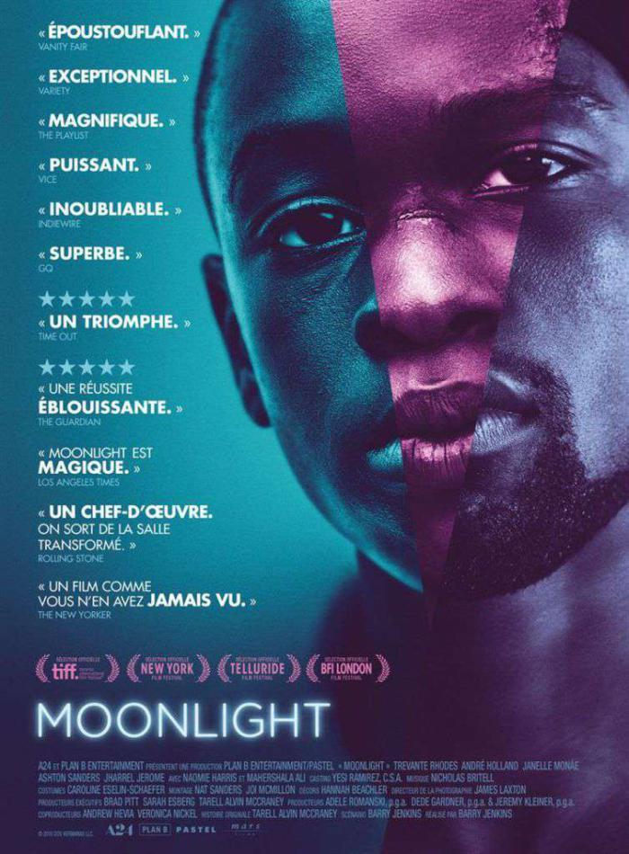 月光下的藍色男孩_Moonlight_電影海報
