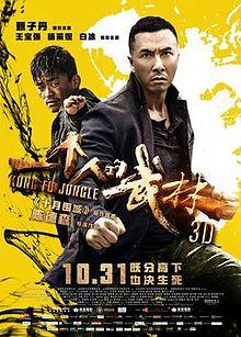 一個人的武林_KUNG FU JUNGLE_電影海報