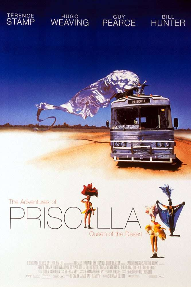 沙漠妖姬_Adventures of priscilla,queen fo the desert_電影海報