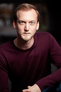 Christoffer Nordenrot-演員近照