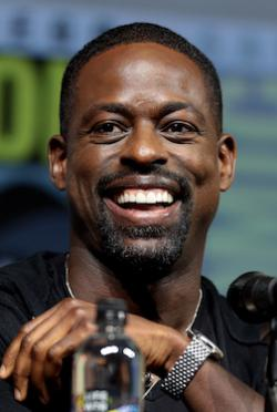 Sterling K. Brown-人物近照