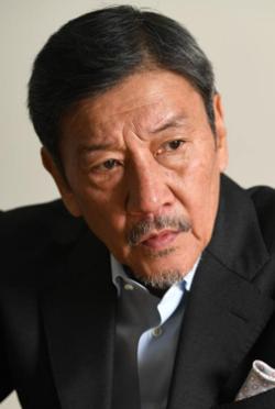 奧田瑛二-演員近照