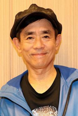 栗田貫一-演員近照