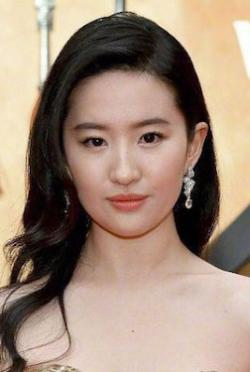 劉亦菲-演員近照