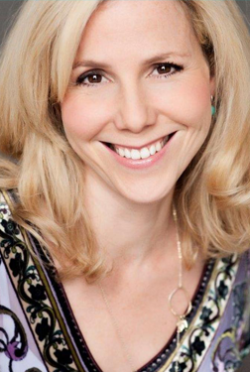 Sally Phillips-人物近照
