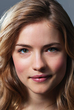 Willa Fitzgerald-人物近照