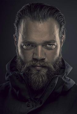 Johannes Haukur Johannesson-演員近照