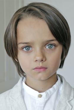 Silas Pereira-Olson-演員近照