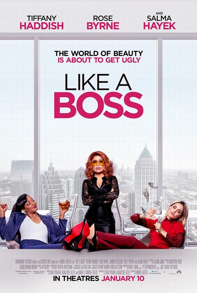 姐妹老闆_Like a Boss_電影海報
