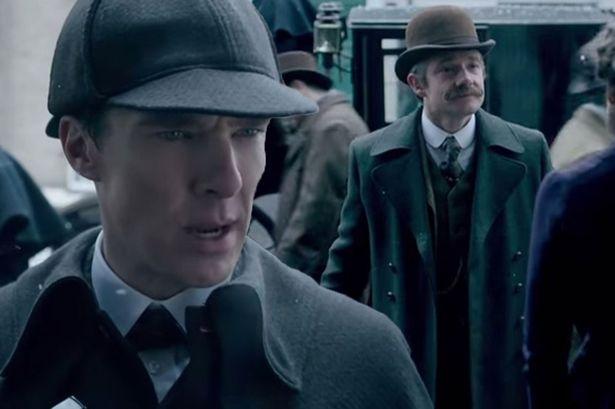 新世紀福爾摩斯:地獄新娘_Sherlock Special_電影劇照