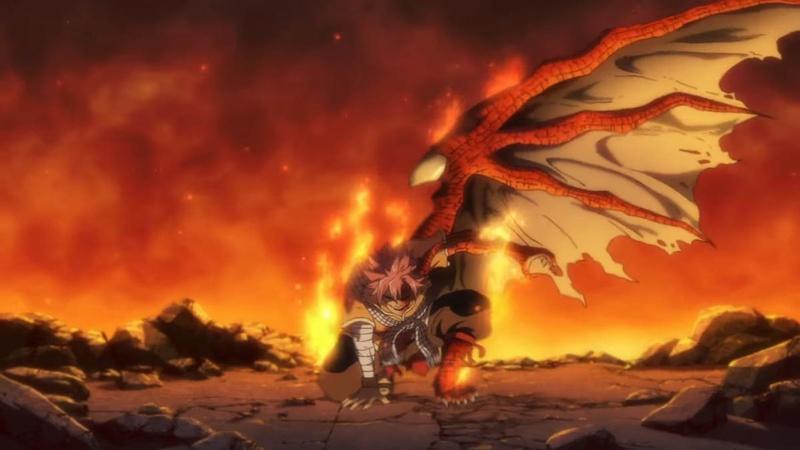 魔導少年劇場版:龍之淚_Fairy Tail: Dragon Cry_電影劇照