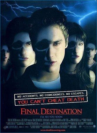 絕命終結站_Final Destination_電影海報