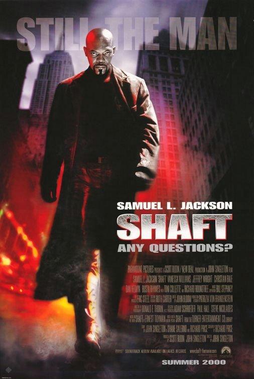 殺戮戰警_Shaft (2000)_電影海報