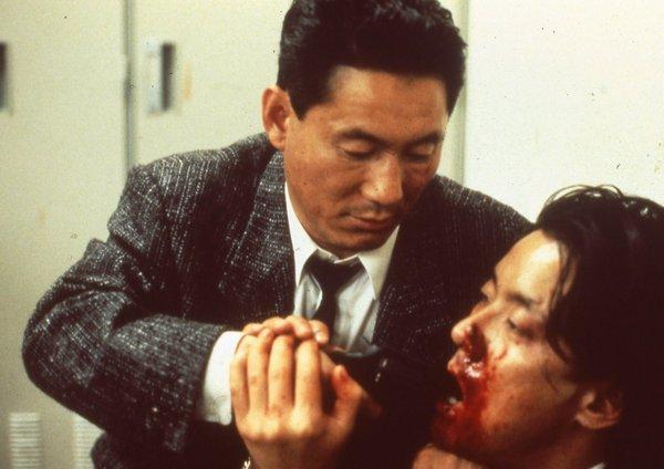兇暴的男人_Violent Cop_電影劇照