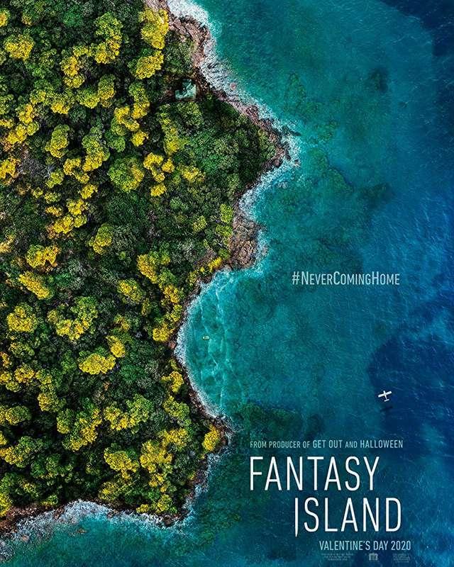 逃出夢幻島_Fantasy Island_電影海報