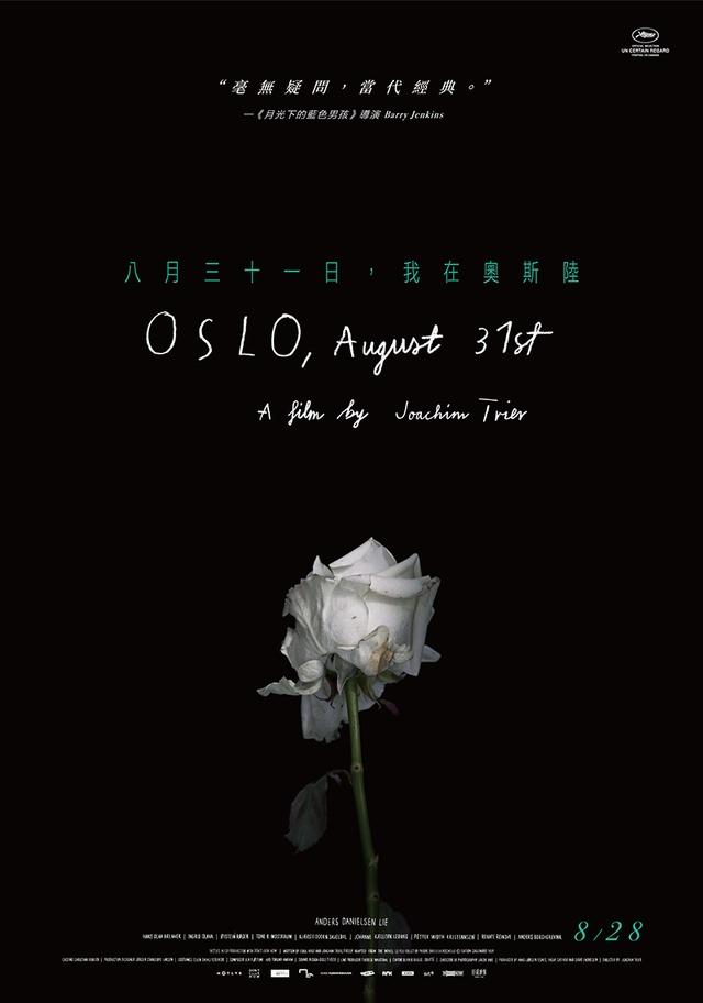 八月三十一日,我在奧斯陸_Oslo, 31. august_電影海報