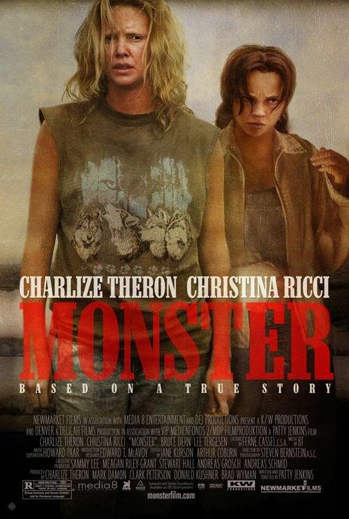 女魔頭_Monster (2003)_電影海報