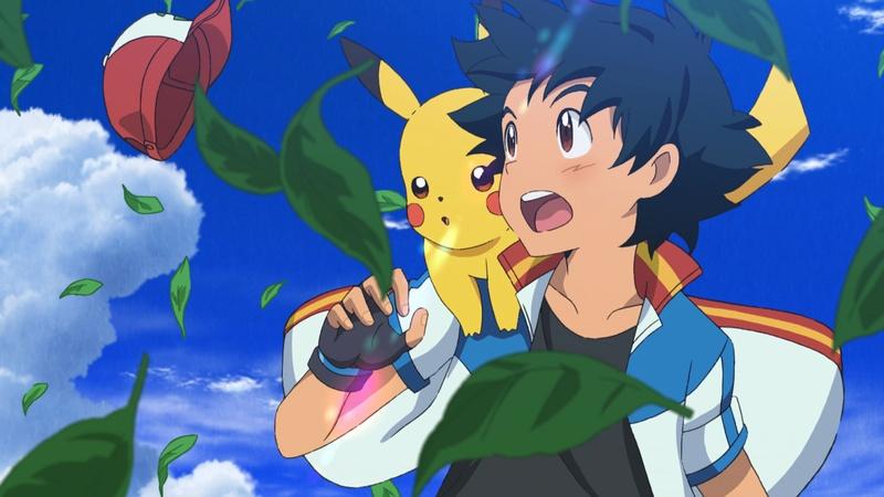 精靈寶可夢劇場版:我們的故事_Pokemon the Movie: The Power Of Us_電影劇照