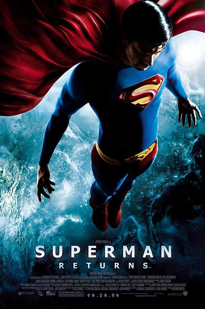超人再起_Superman Returns_電影海報