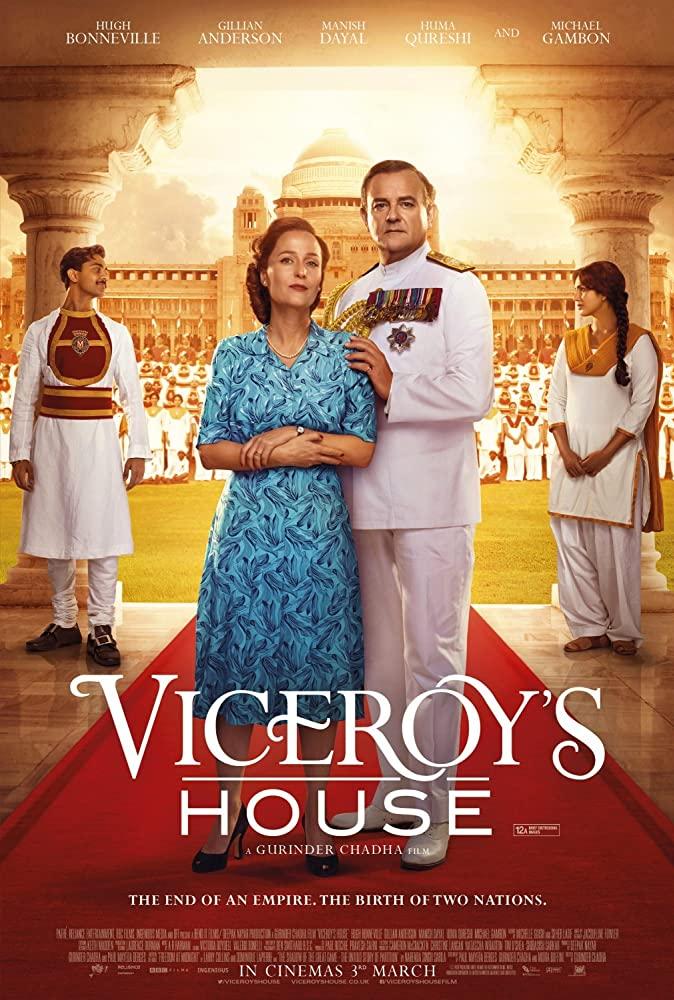 愛在總督之家_Viceroy's House_電影海報