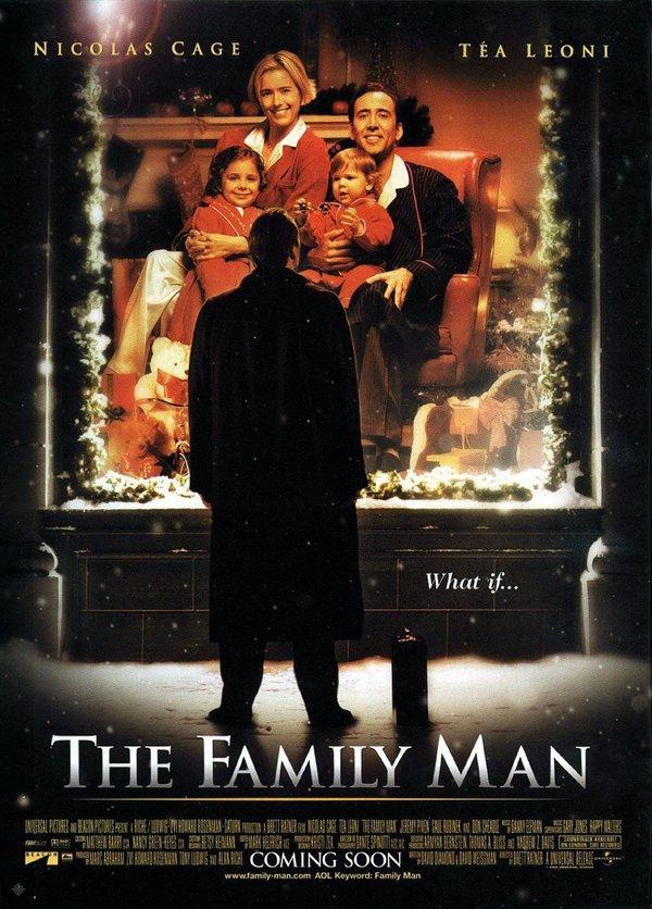 扭轉奇蹟_The Family Man_電影海報
