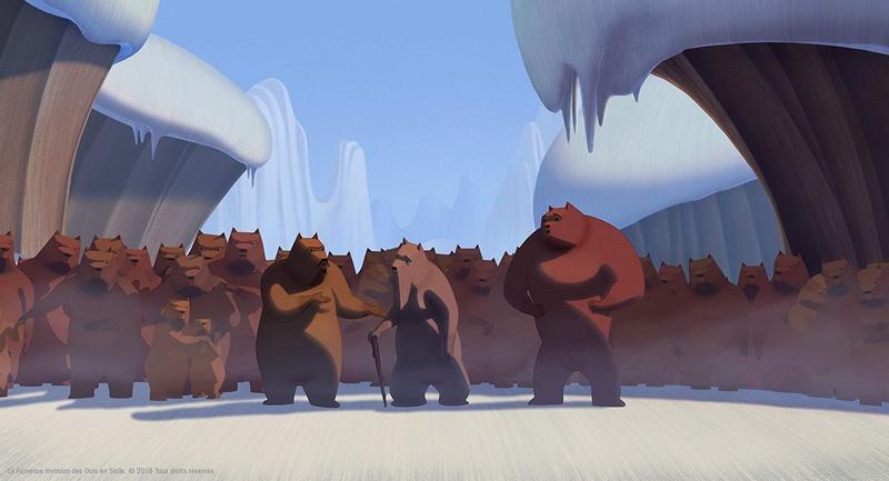 熊熊大作戰_The Bears' Famous Invasion of Sicily_電影劇照