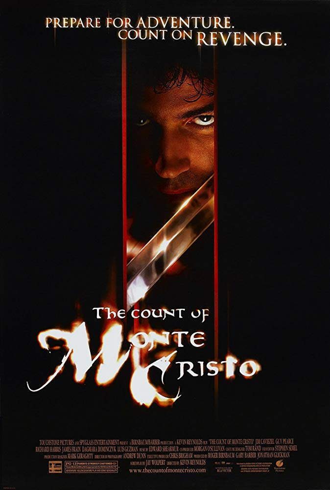 絕世英豪_The Count of Monte Cristo_電影海報