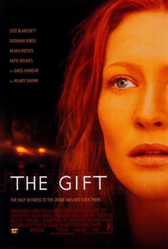 靈異大逆轉_The Gift(2000)_電影海報