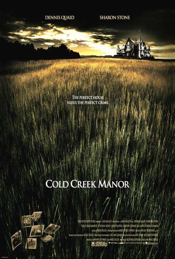 凶宅 (美)_Cold Creek Manor_電影海報