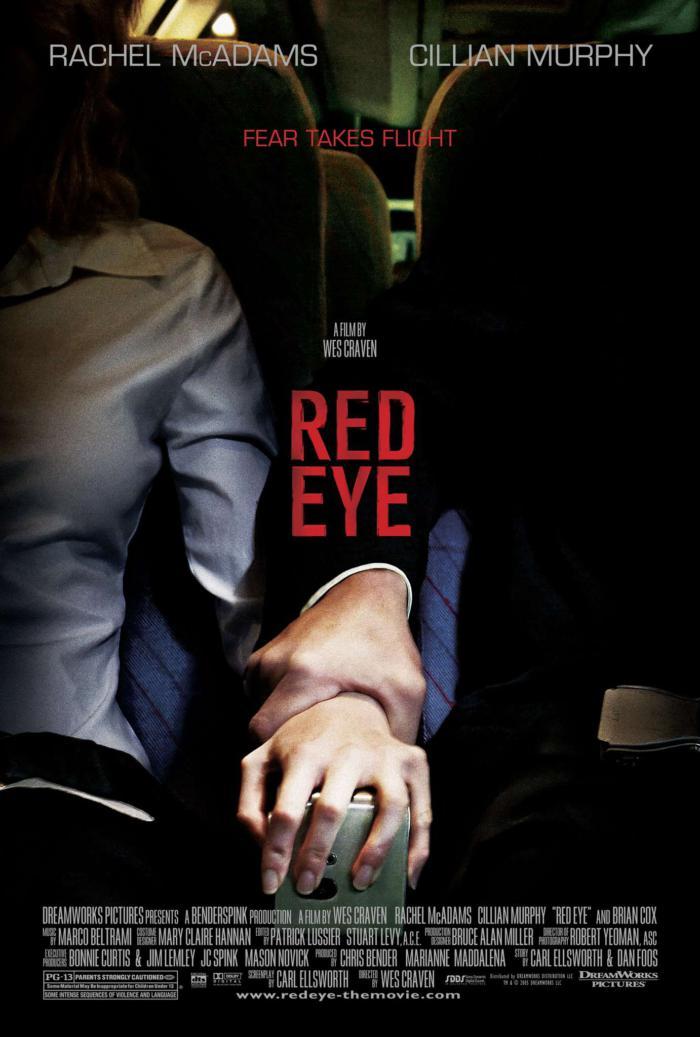 赤眼玄機_Red Eye_電影海報