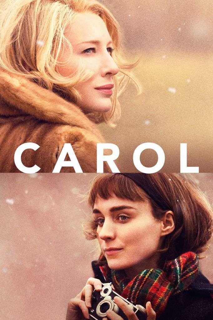 因為愛你_Carol_電影海報