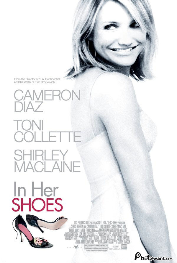 偷穿高跟鞋_In Her Shoes_電影海報