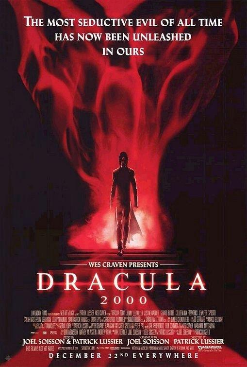 神鬼大反撲_Dracula 2000_電影海報