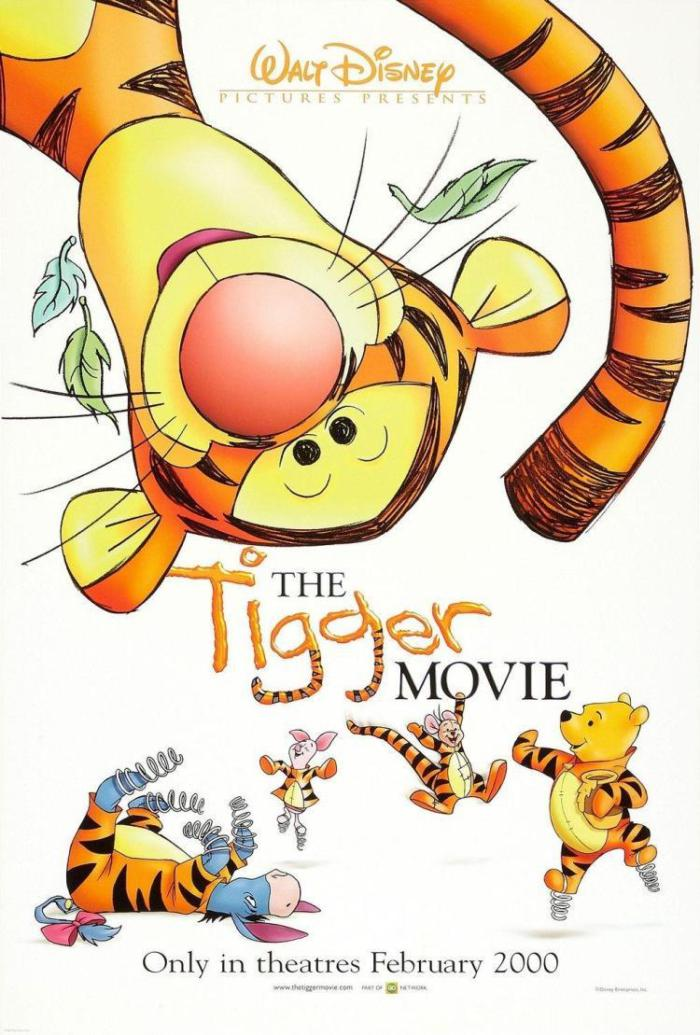 跳跳虎歷險記_The Tigger Movie_電影海報