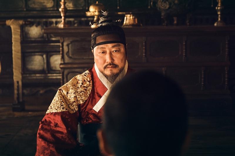 王的文字_The King's Letters_電影劇照