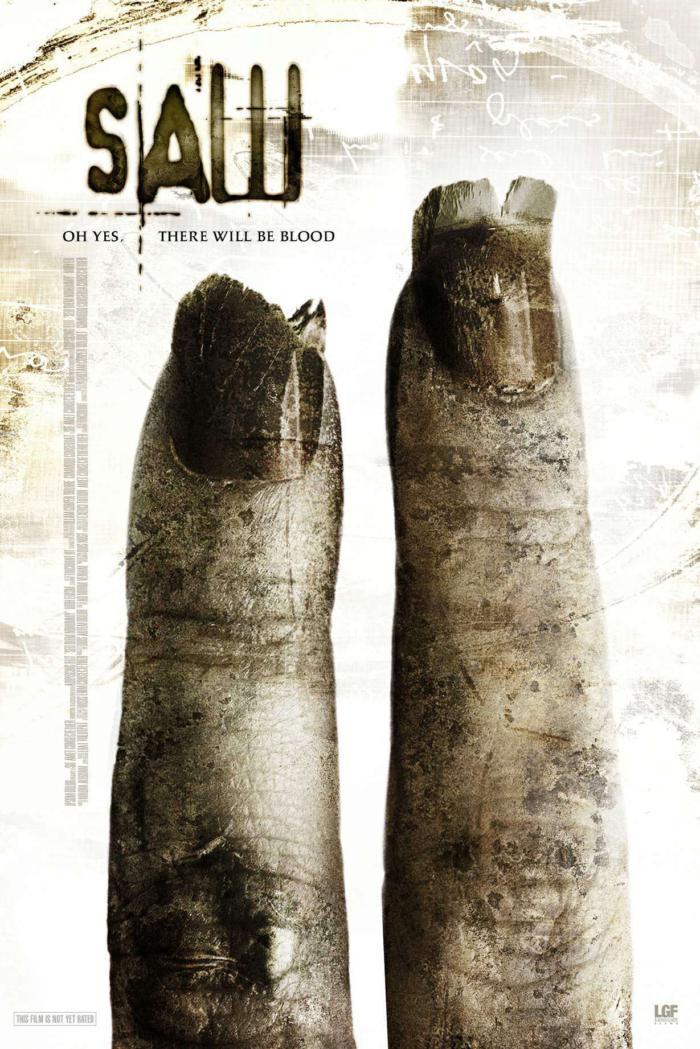 奪魂鋸2_Saw II_電影海報