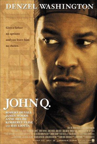 迫在眉梢_John Q_電影海報