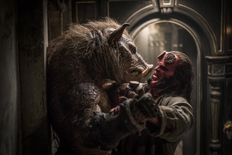地獄怪客:血后的崛起_Hellboy: Rise of the Blood Queen_電影劇照