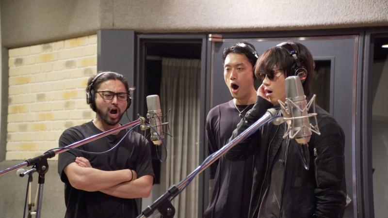 山田孝之的痛苦與榮耀_Takayuki Yamada Documentary: No Pain, No Gain_電影劇照
