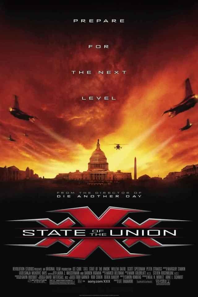 限制級戰警2:極限公國_XXX: State of the Union_電影海報