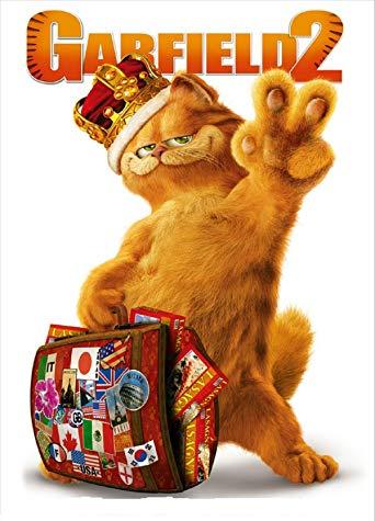 加菲貓2_Garfield: A Tail of Two Kitties_電影海報