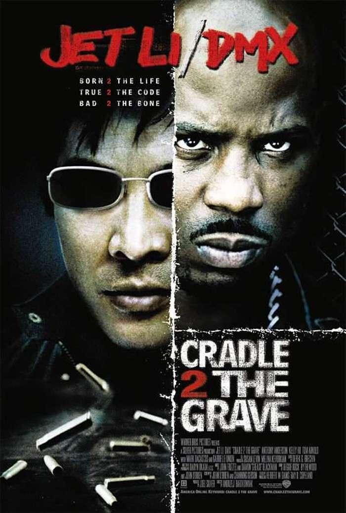 龍潭虎穴_Cradle 2 the Grave_電影海報