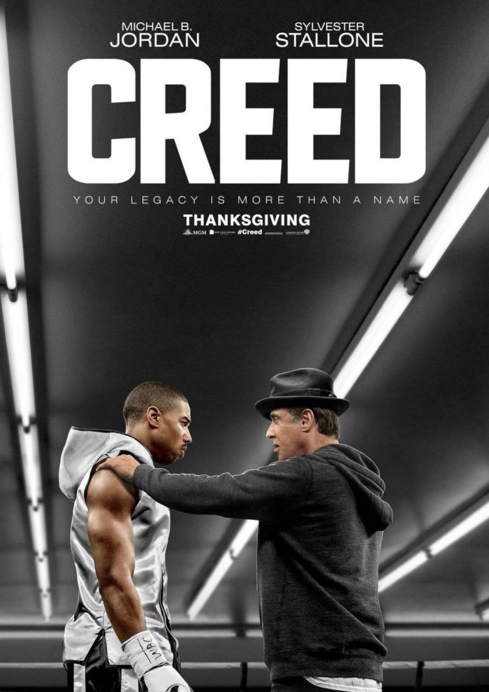 金牌拳手_Creed_電影海報