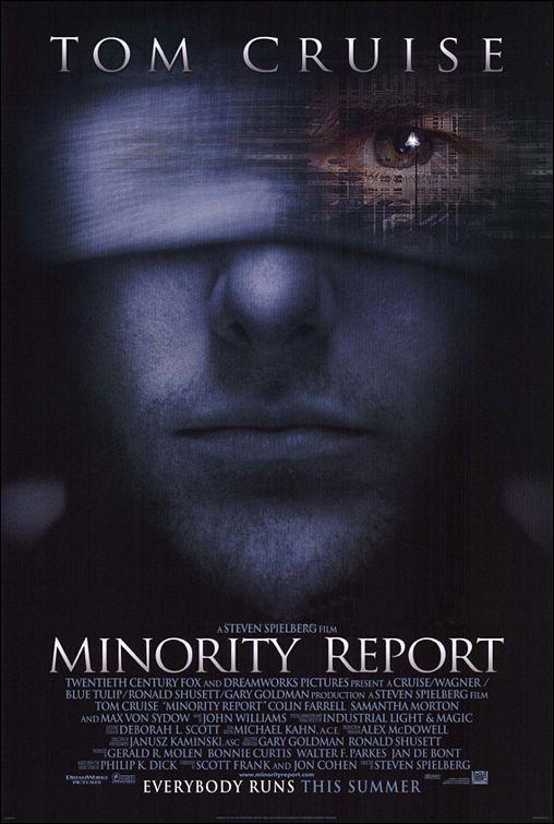 關鍵報告_Minority Report_電影海報