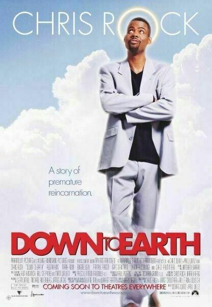 來去天堂_Down To Earth_電影海報