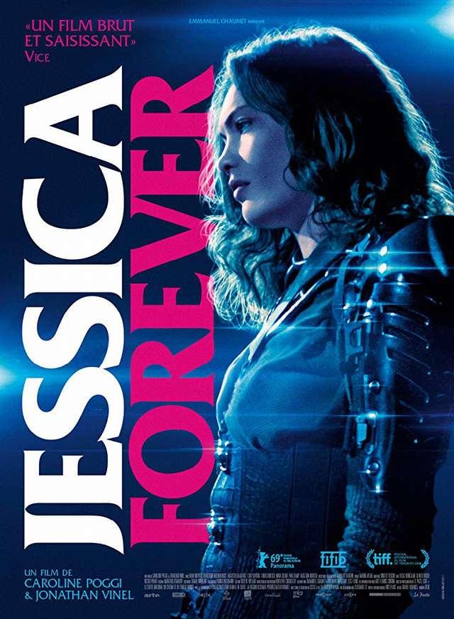 潔西卡萬歲_Jessica Forever_電影海報