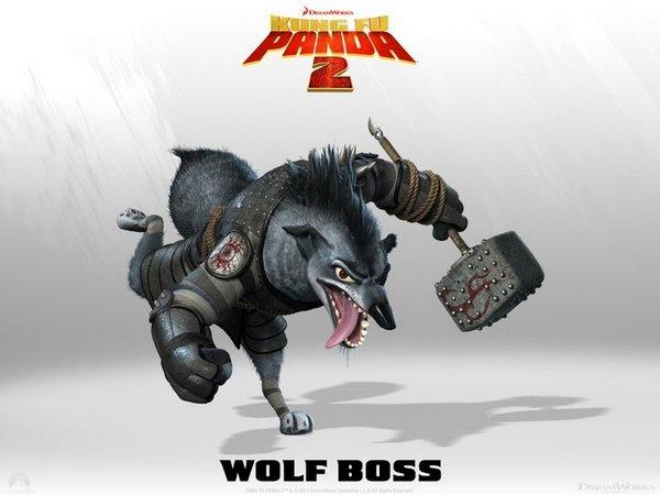 功夫熊貓2_Kung Fu Panda: The Kaboom of Doom_電影劇照