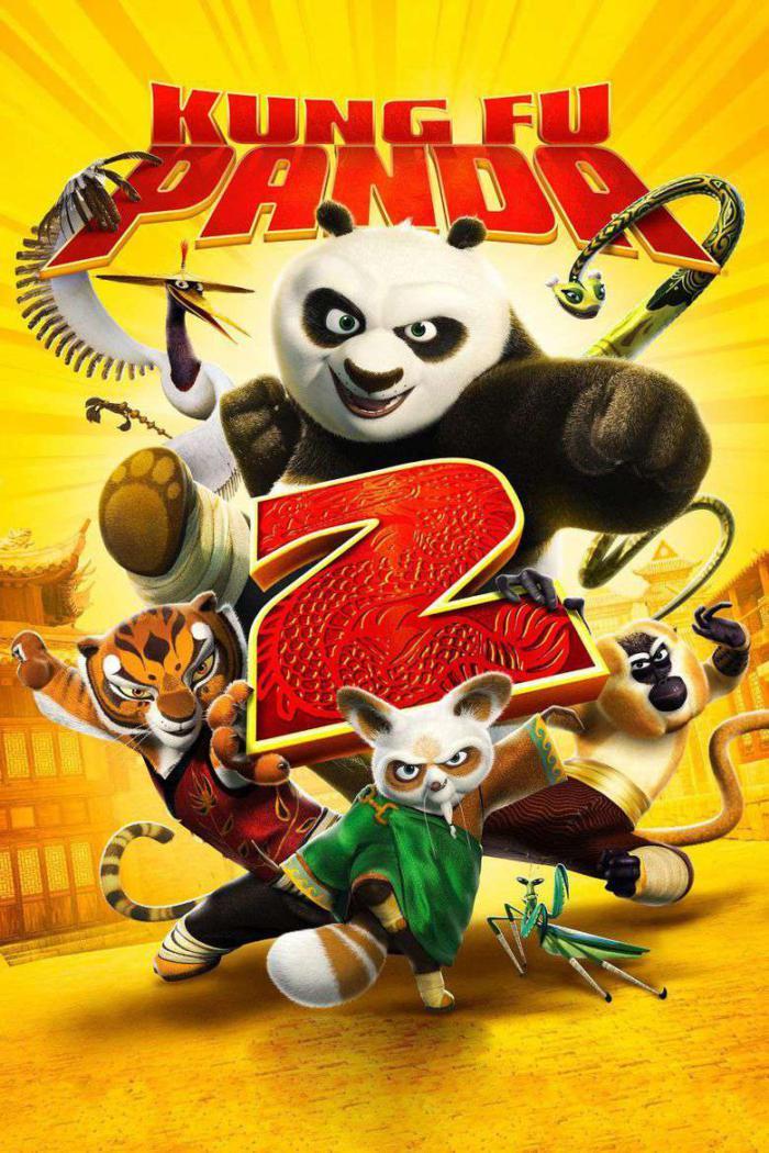 功夫熊貓2_Kung Fu Panda: The Kaboom of Doom_電影海報