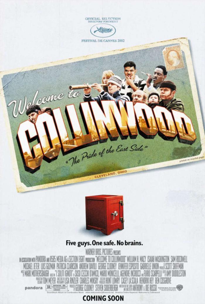 各顯神通_Welcome to Collinwood_電影海報